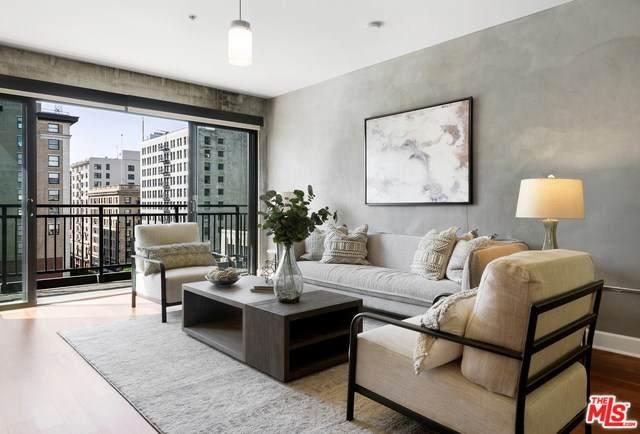 416 S Spring Street #807, Los Angeles (City), CA 90013 (#20558992) :: Better Living SoCal