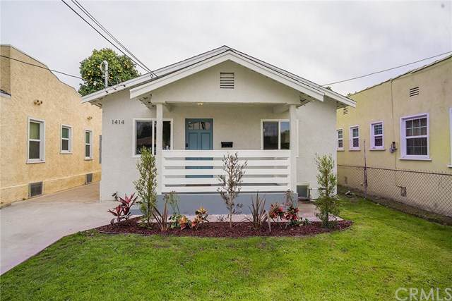 1414 E 67th Street, Los Angeles (City), CA 90001 (#DW20013840) :: Better Living SoCal