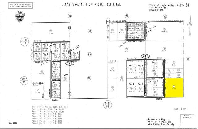 0 Joshua Road, Apple Valley, CA  (#SW20044197) :: Sperry Residential Group