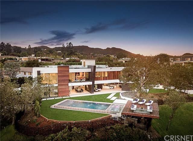 16564 Academia Drive, Encino, CA 91436 (#SR20043779) :: Berkshire Hathaway HomeServices California Properties