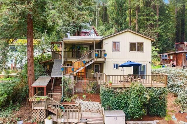 711 Mountain View Drive, Outside Area (Inside Ca), CA 95005 (#ML81784651) :: Millman Team