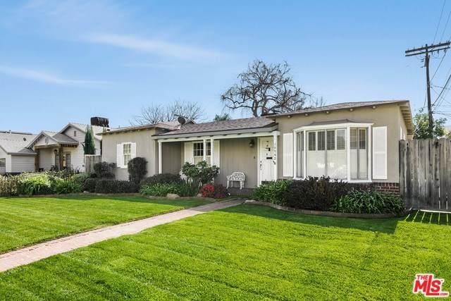 10542 Moorpark Street, Toluca Lake, CA 91602 (#20559148) :: The Brad Korb Real Estate Group
