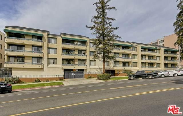 435 S La Fayette Park Place #301, Los Angeles (City), CA 90057 (#20557920) :: Better Living SoCal