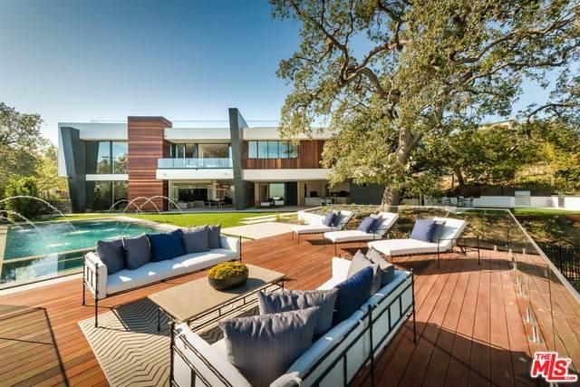 16564-0 Academia Drive, Encino, CA 91436 (#20557936) :: Berkshire Hathaway HomeServices California Properties