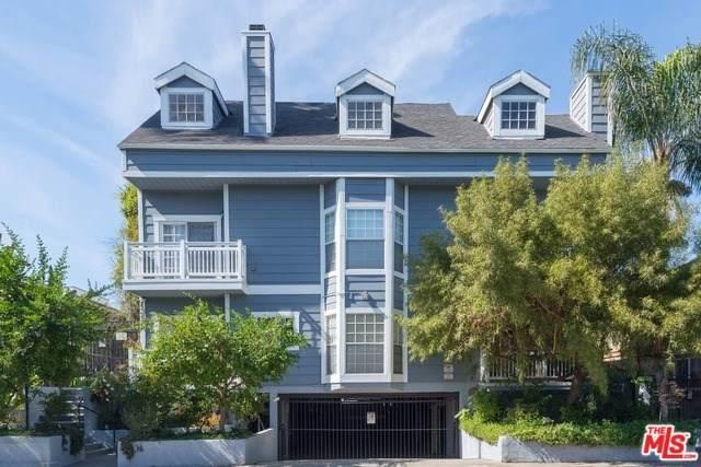 4355 Ventura Canyon Avenue #206, Sherman Oaks, CA 91423 (#20558974) :: Veléz & Associates