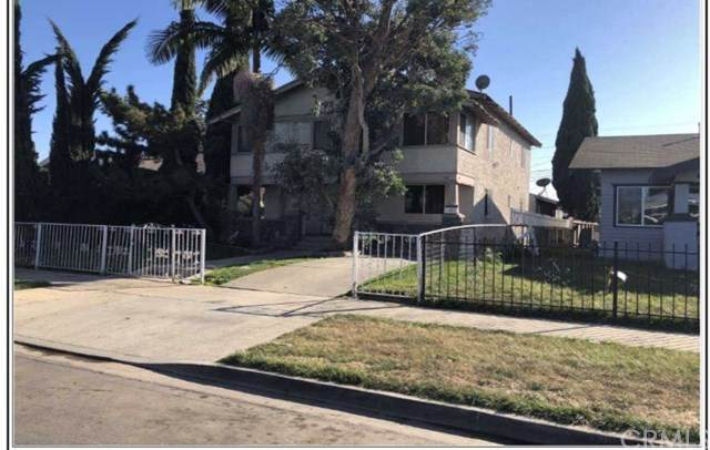 1320 W 53rd Street W, Los Angeles (City), CA 90037 (#PW20044487) :: Realty ONE Group Empire