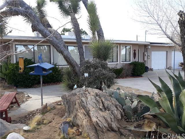 7432 Lucerne Vista Avenue, Yucca Valley, CA 92284 (#JT20044276) :: Case Realty Group
