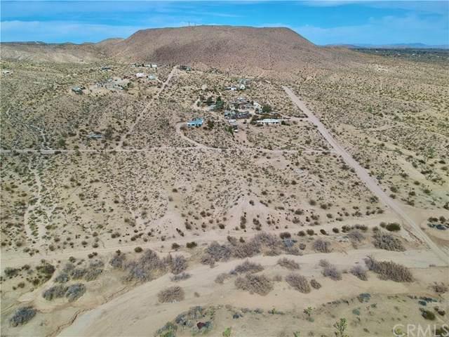 0 Obrien Road, Yucca Valley, CA 92284 (#JT20044563) :: Go Gabby
