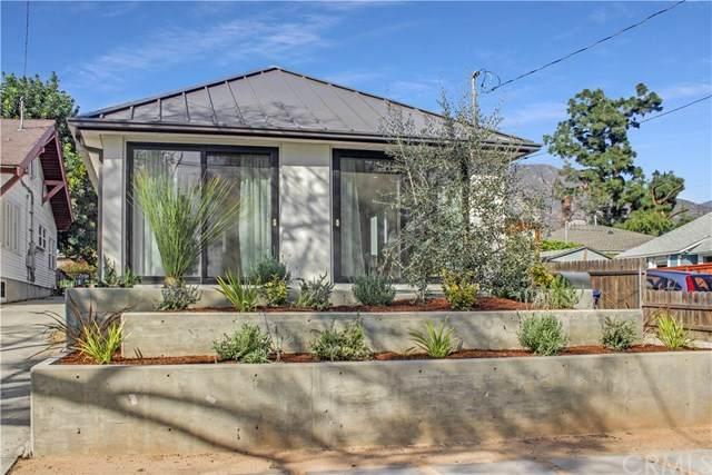 129 W Montecito Avenue, Sierra Madre, CA 91024 (#AR20034431) :: Coldwell Banker Millennium