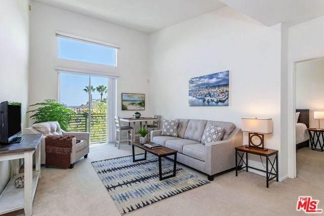 6400 Crescent Park East #418, Playa Vista, CA 90094 (#20559766) :: Team Tami