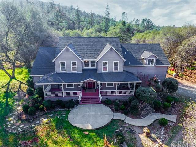 12350 Dolan Harding Road, Browns Valley, CA 95918 (#OR20045982) :: Twiss Realty