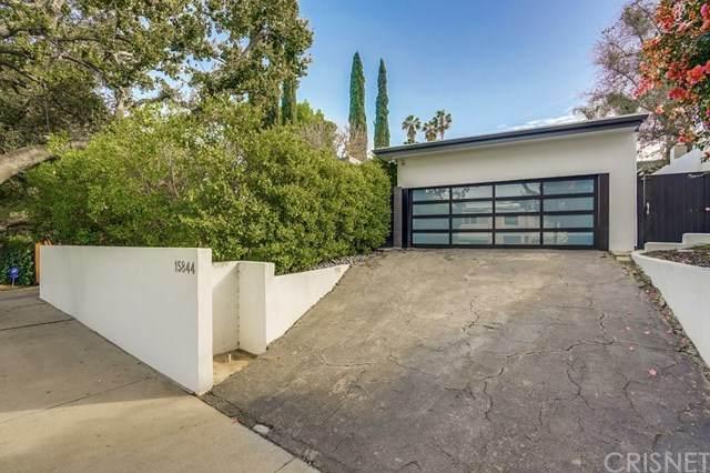 15844 Valley Vista Boulevard, Encino, CA 91436 (#SR20045695) :: Berkshire Hathaway HomeServices California Properties