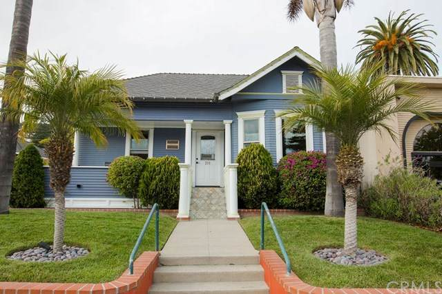 211 Branch Street, Arroyo Grande, CA 93401 (#PI20046385) :: Sperry Residential Group