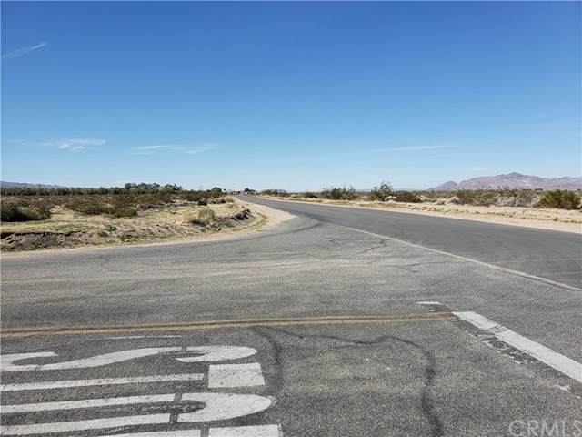 0 Silver Valley Rd / Mountain View Rd, Newberry Springs, CA  (#CV20047578) :: Cal American Realty