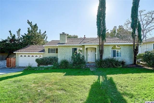 3306 Fairmount Avenue, La Crescenta, CA 91214 (#320000630) :: The Brad Korb Real Estate Group