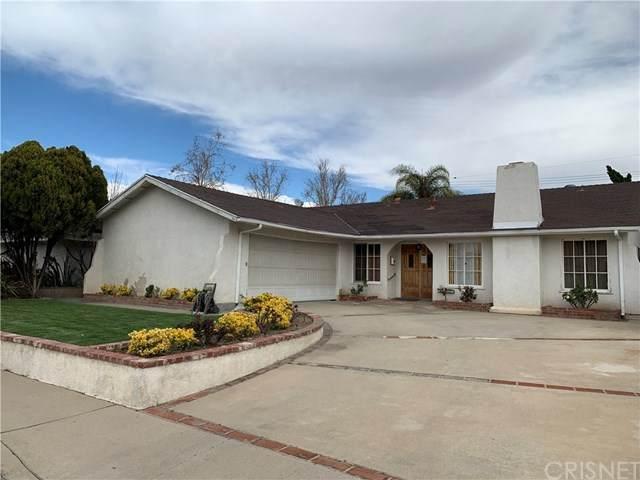 27828 Parkvale Drive, Saugus, CA 91350 (#SR20048293) :: Compass