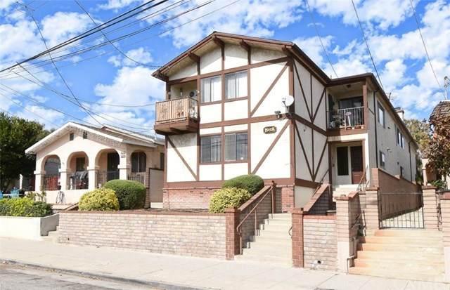 868 W 1st Street, San Pedro, CA 90731 (#PV20046963) :: Cal American Realty