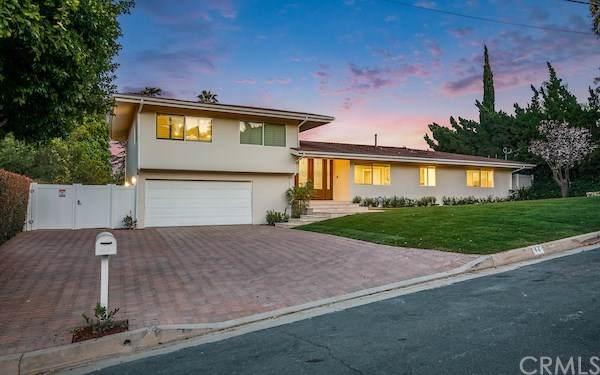 44 Shady Vista Road, Rolling Hills Estates, CA 90274 (#PV20048898) :: Millman Team