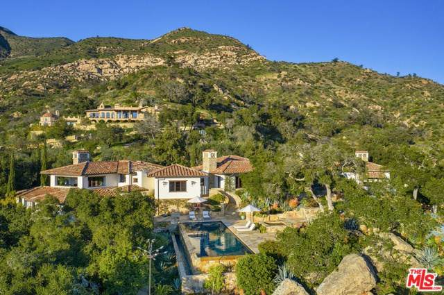 1379 Oak Creek Canyon Road, Montecito, CA 93108 (#20560906) :: The Costantino Group | Cal American Homes and Realty