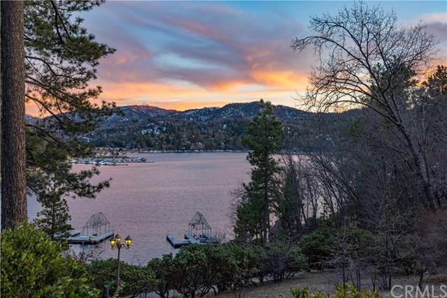 28751 North Shore Road, Lake Arrowhead, CA 92352 (#EV20048073) :: Mark Nazzal Real Estate Group