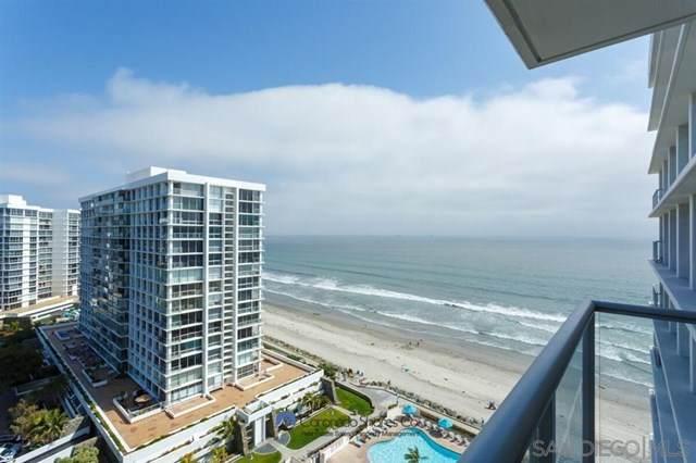 1730 Avenida Del Mundo #1210, Coronado, CA 92118 (#200011206) :: Berkshire Hathaway HomeServices California Properties