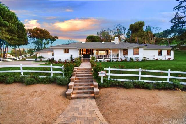 5 Openbrand Road, Rolling Hills, CA 90274 (#PV20043925) :: Millman Team