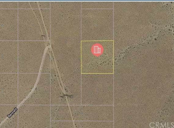 0 Bennett & Hwy 395, Ridgecrest, CA  (#CV20050299) :: RE/MAX Parkside Real Estate