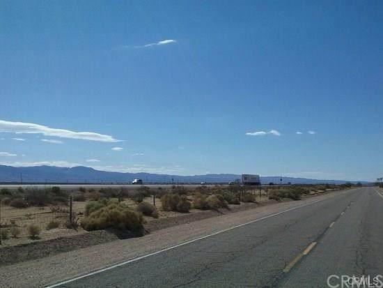 0 Cherokee Road, Newberry Springs, CA  (#OC20050320) :: Cal American Realty