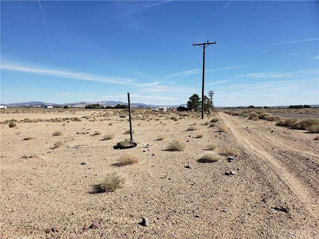 0 National Trails Highway, Newberry Springs, CA  (#CV20050348) :: Cal American Realty