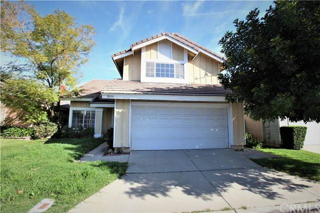 9020 Avalon Street, Rancho Cucamonga, CA 91701 (#TR20050556) :: Allison James Estates and Homes