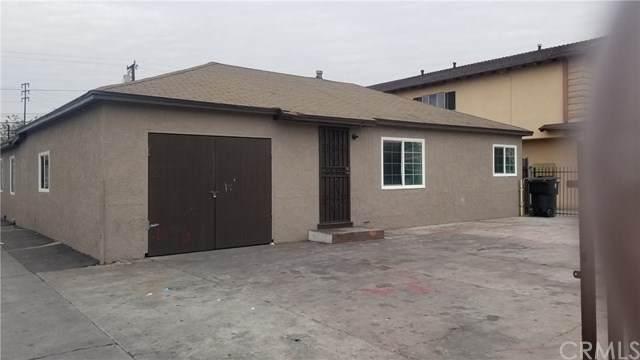 4540 E 53rd Street, Maywood, CA 90270 (#DW20050905) :: Crudo & Associates