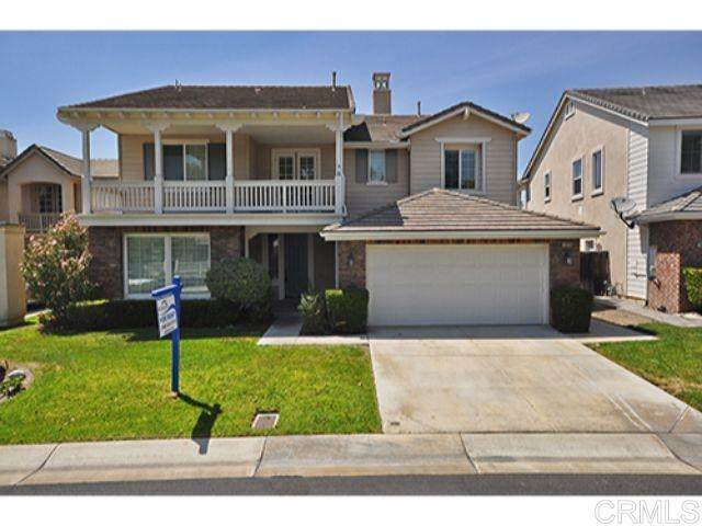 1628 Windemere Dr, San Marcos, CA 92078 (#200011331) :: eXp Realty of California Inc.