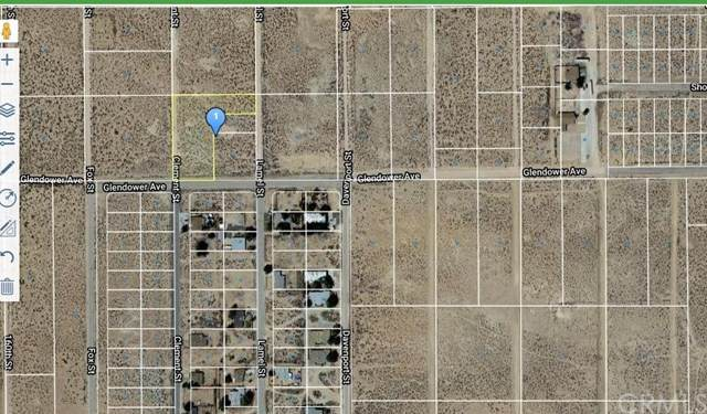 0 Clement St, Edwards, CA  (#AR20052096) :: Zutila, Inc.