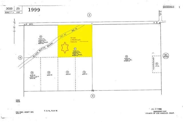 0 Black Butte, Llano, CA 93591 (#CV20052137) :: The Houston Team | Compass