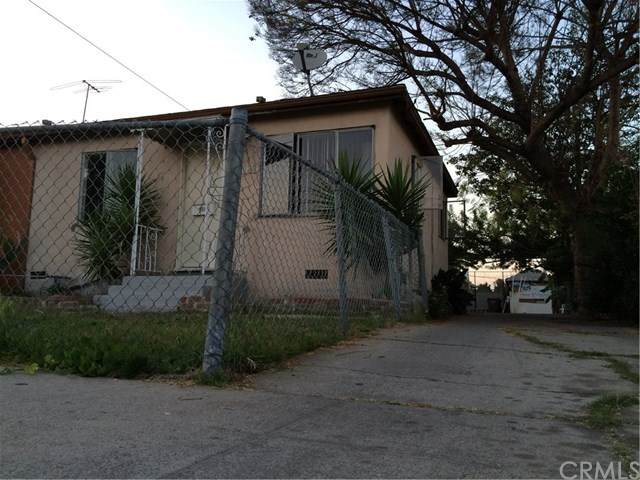 1027 W 110th Street, County - Los Angeles, CA 90044 (#SB20052205) :: Allison James Estates and Homes