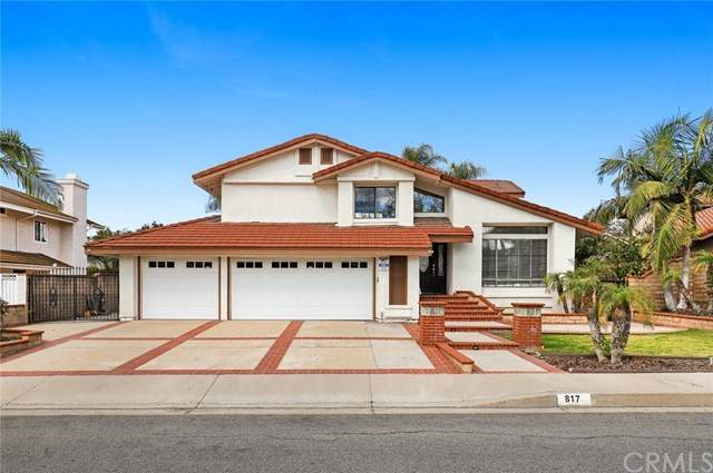 817 Crystal Water Lane, Walnut, CA 91789 (#TR20052414) :: Berkshire Hathaway HomeServices California Properties