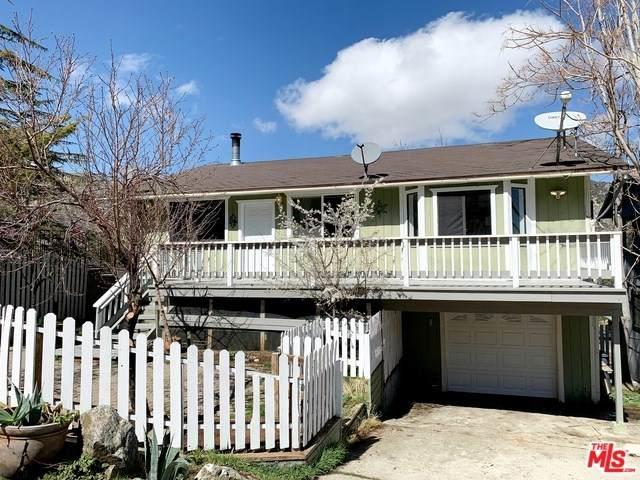 3505 Kansas Trail, Frazier Park, CA 93225 (#20560618) :: RE/MAX Parkside Real Estate