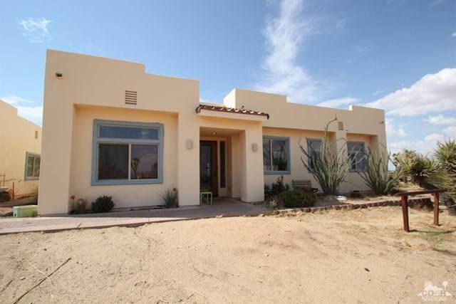 57924 Sunny Sands Drive, Yucca Valley, CA 92284 (#219040453DA) :: Go Gabby