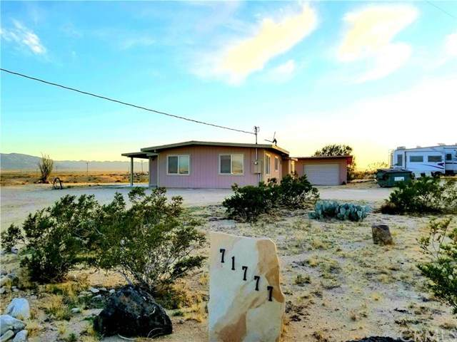 71777 Goodie Road, 29 Palms, CA 92277 (#JT20053071) :: The Houston Team | Compass