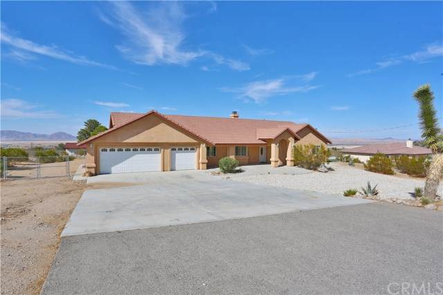 32828 Sapphire Road, Lucerne Valley, CA 92356 (#CV20053293) :: Sperry Residential Group