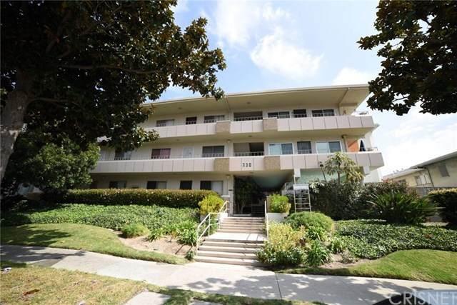 330 N Howard Street #204, Glendale, CA 91206 (#SR20051442) :: Cal American Realty