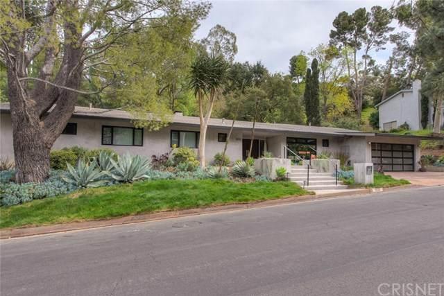 3820 Ballina Canyon Road, Encino, CA 91436 (#SR20052016) :: Berkshire Hathaway HomeServices California Properties