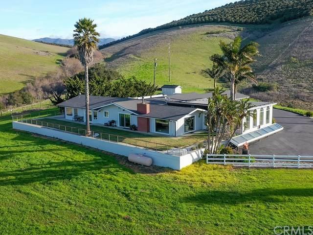 1475 Little Morro Creek Road, Morro Bay, CA 93442 (#SC20048194) :: RE/MAX Parkside Real Estate