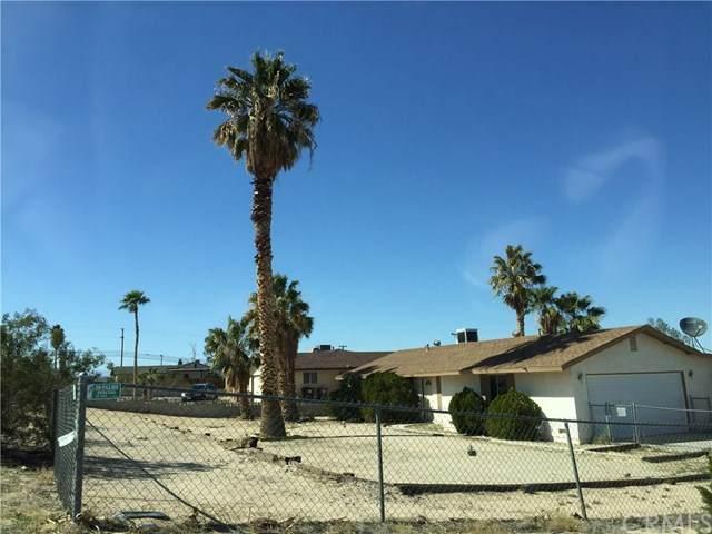 73790 White Sands Drive, 29 Palms, CA 92277 (#JT20053043) :: The Brad Korb Real Estate Group