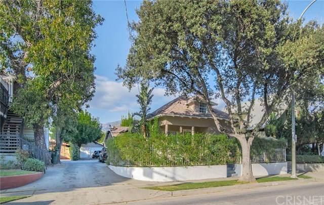 621 E Orange Grove Boulevard, Pasadena, CA 91104 (#SR20054414) :: The Brad Korb Real Estate Group