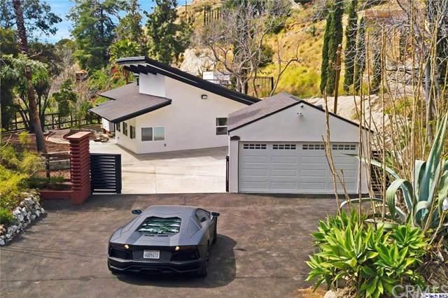 11319 Alethea Drive, Sunland, CA 91040 (#320001003) :: The Brad Korb Real Estate Group