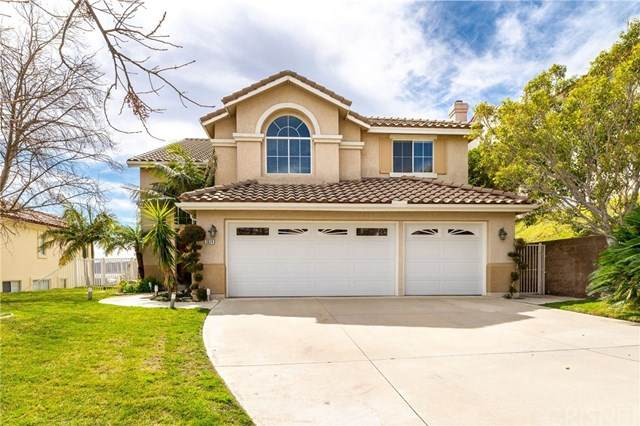 3824 Sky View Lane, Glendale, CA 91214 (#SR20055458) :: The Brad Korb Real Estate Group