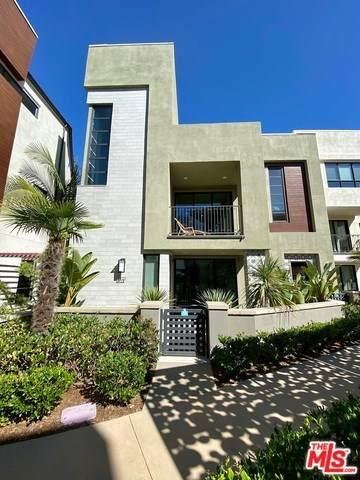 5913 Coral Place, Playa Vista, CA 90094 (#20563674) :: Team Tami