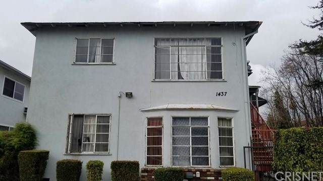 1437 E Maple Street, Glendale, CA 91205 (#SR20054750) :: RE/MAX Empire Properties