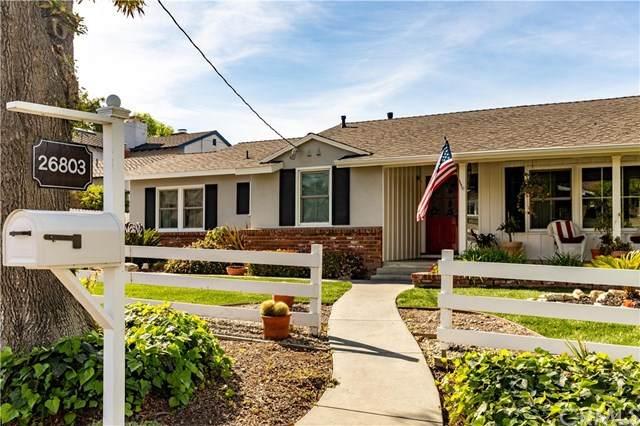 26803 Eastvale Road, Palos Verdes Peninsula, CA 90274 (#SB20055628) :: Millman Team